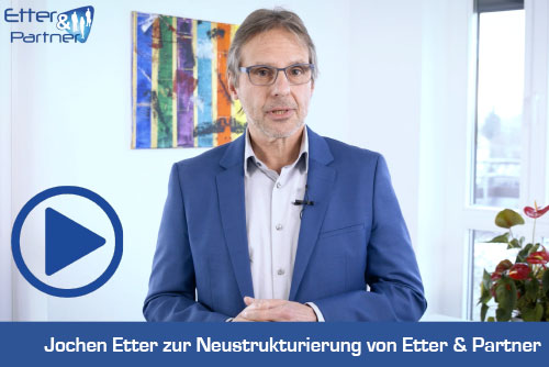 Clip: Neustrukturierung Etter & Partner